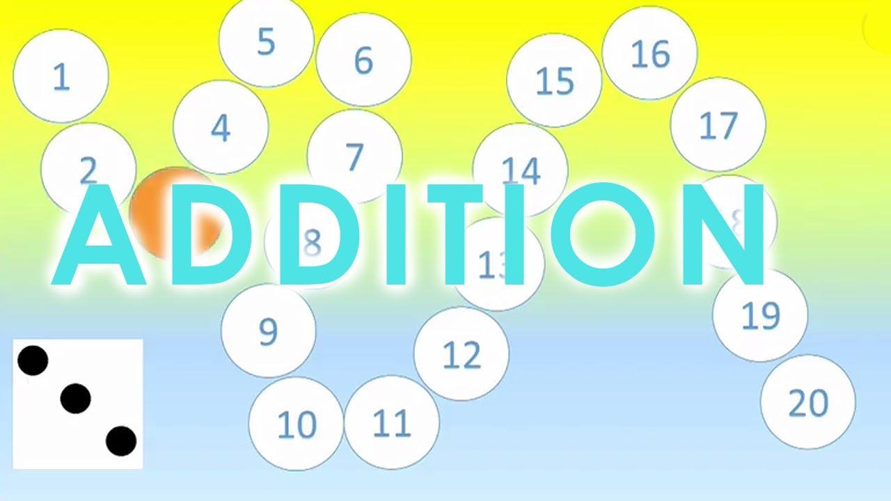 1-2-3 Zahlen Lernen Mathespiel Addition - Kinder Lernen Spielend Mathe mit Spielerisch Rechnen Lernen Kostenlos