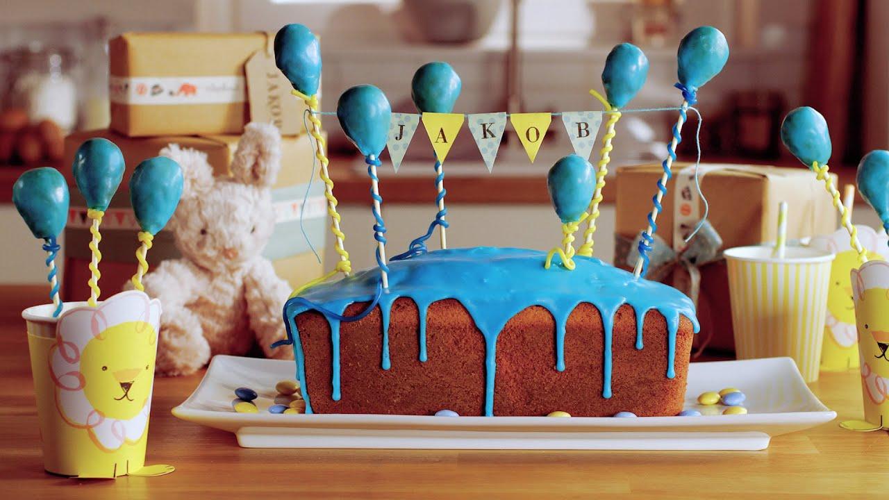 1. Geburtstagskuchen verwandt mit Geburtstagskuchen Für 1 Jahr