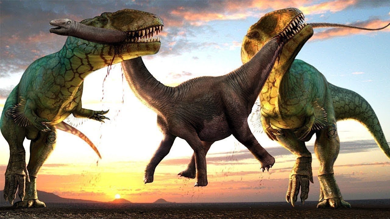 10 Größte Dinosaurier, Die Die Erde Beherrschten! mit Bilder Von Dinosauriern