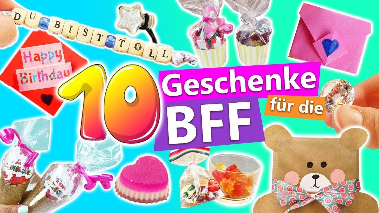 10 Süße Diy Geschenke Für Die Bff | Geschenkideen Für Die Beste Freundin |  Schnell Und Einfach |Diy verwandt mit Coole Geschenke Für Beste Freundin