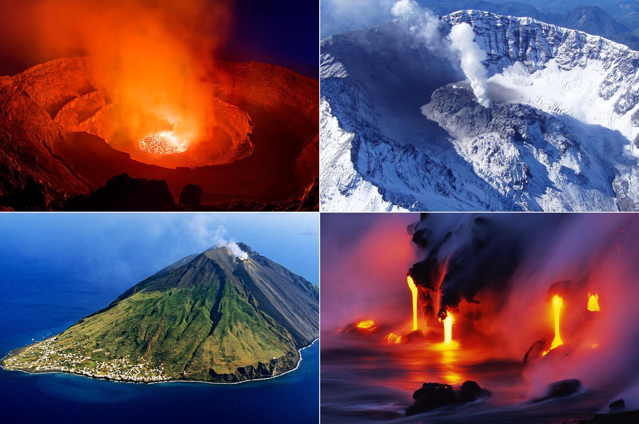 13 Der Aktivsten Vulkane Der Welt | Travelbook in Wie Heißt Der Größte Vulkan Der Welt