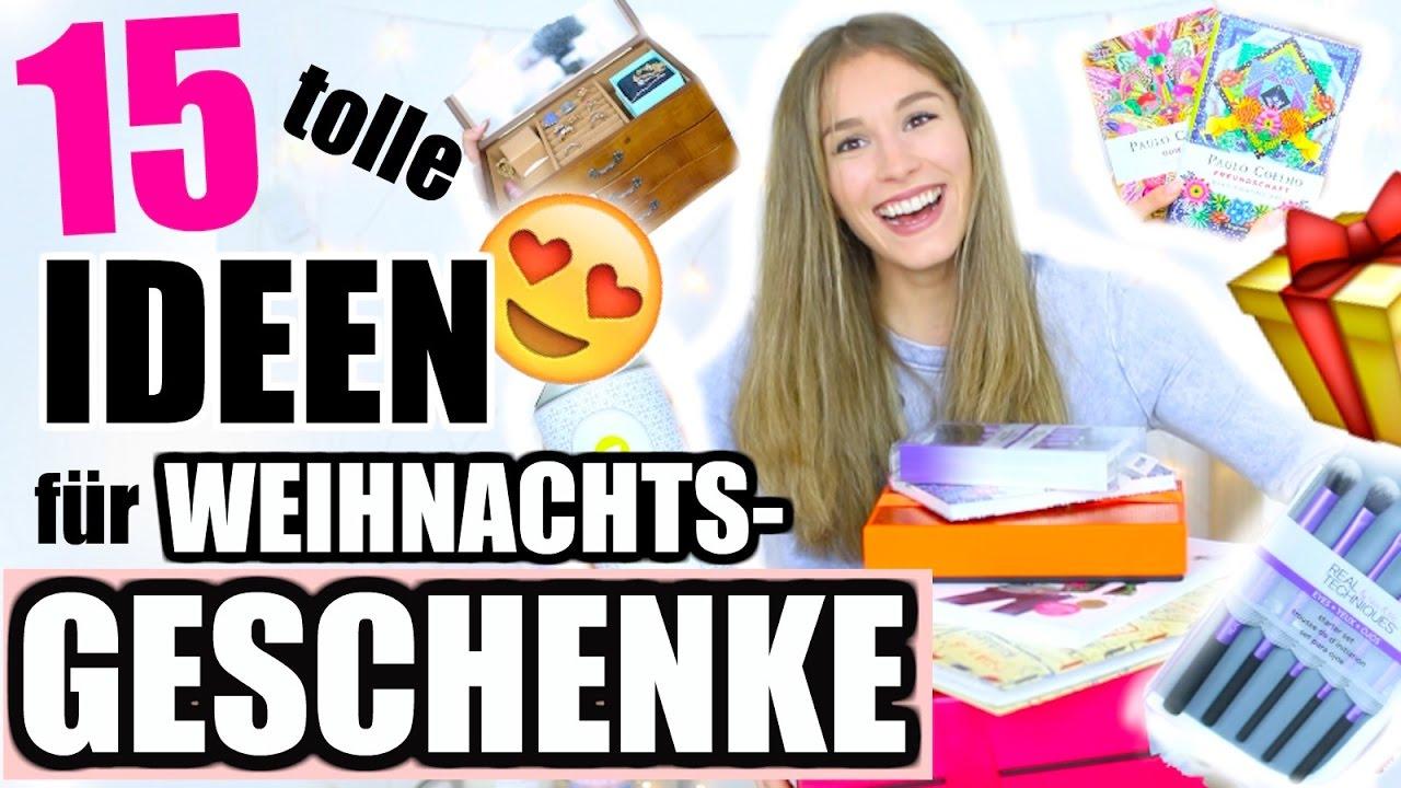 15 Coole Weihnachtsgeschenk-Ideen Für Mädchen + Jungs + Jeden ♡  Barbieloveslipsticks für Geburtstagsgeschenke Für Mädchen 12 Jahre