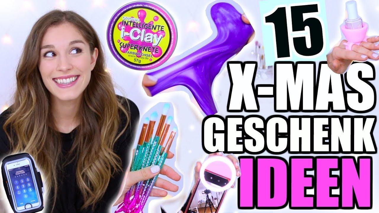 15 Kreative Geschenke Für Weihnachten Ab 0,99€! Für Mädchen & Jungs! für Geschenk Für 10 Jährige Zu Weihnachten