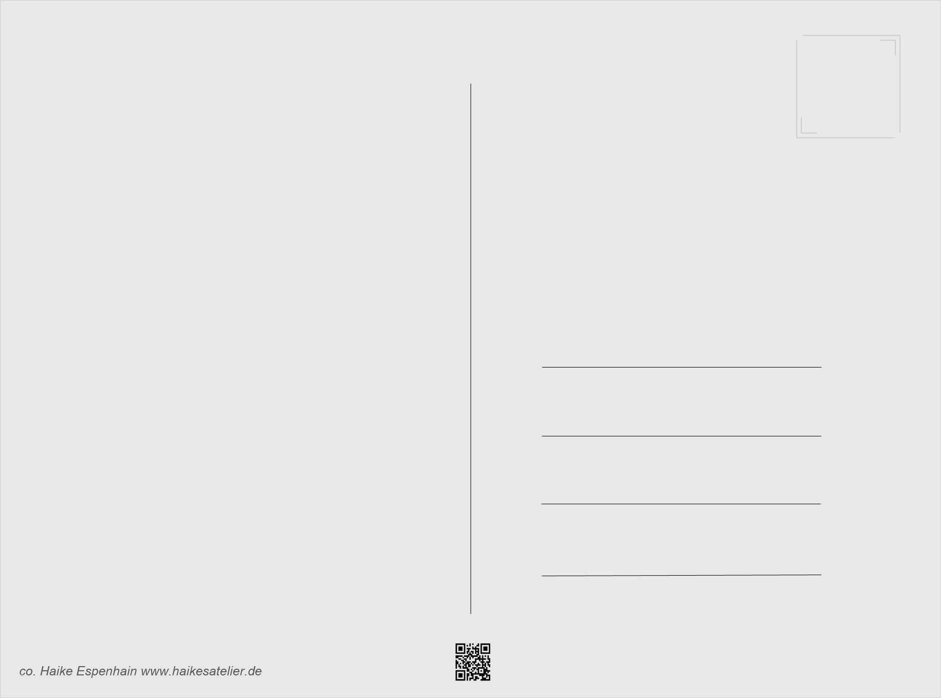 18 Süß Postkarte Rückseite Vorlage Sie Können Adaptieren In mit Postkarten Kostenlos Drucken
