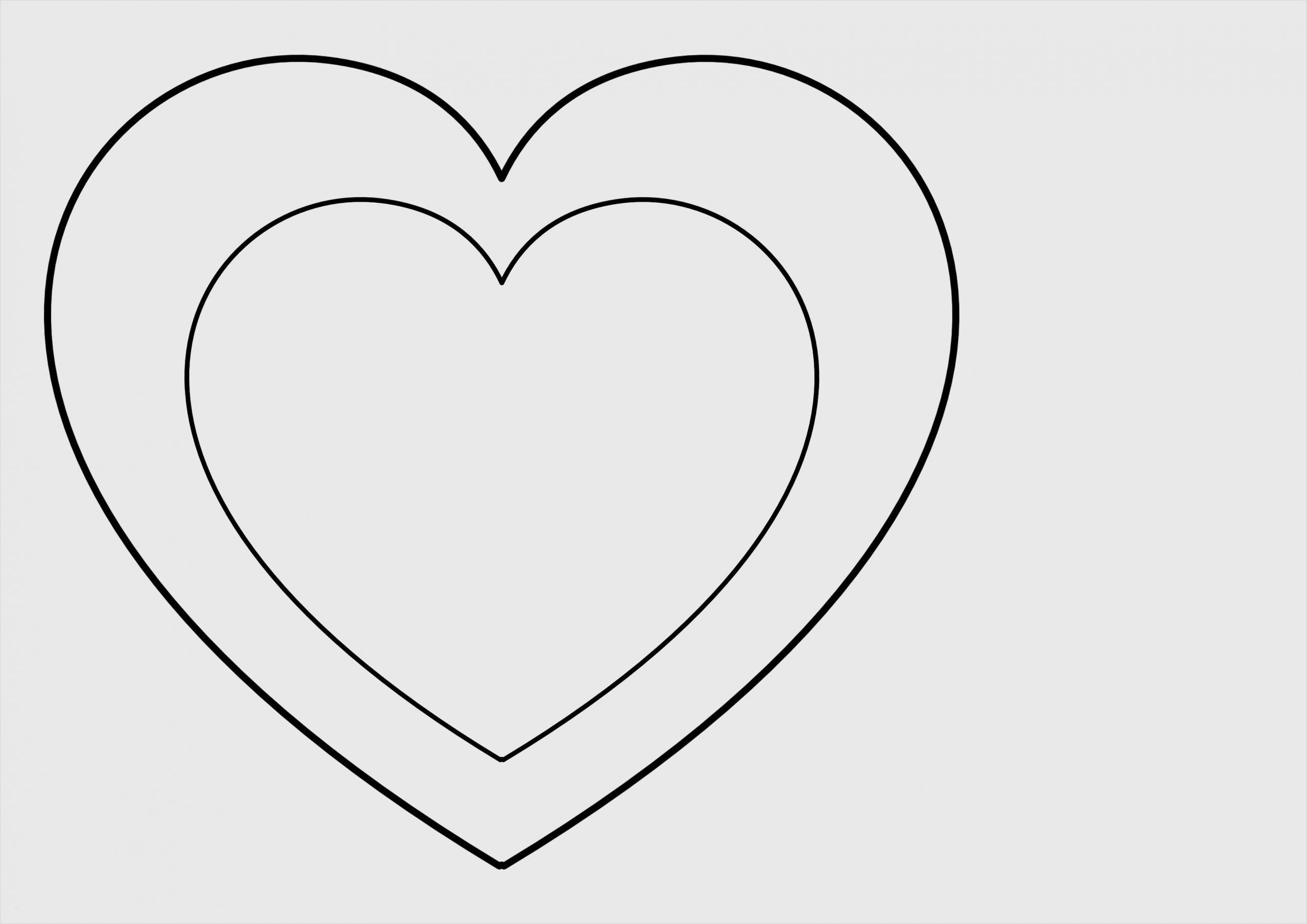 19 Angenehm Herz Vorlage Din A4 Zum Ausdrucken Solche Können innen Herz Vorlagen Zum Ausdrucken