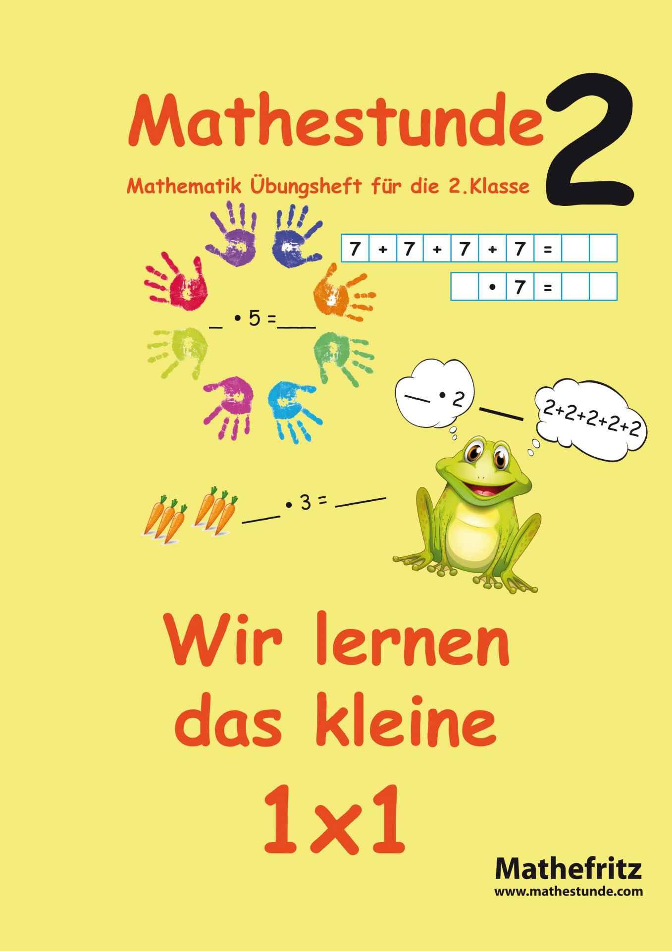 1X1 Aufgaben Einmaleins Übungsblätter Von Mathefritz bestimmt für Das Kleine Einmaleins Arbeitsblätter