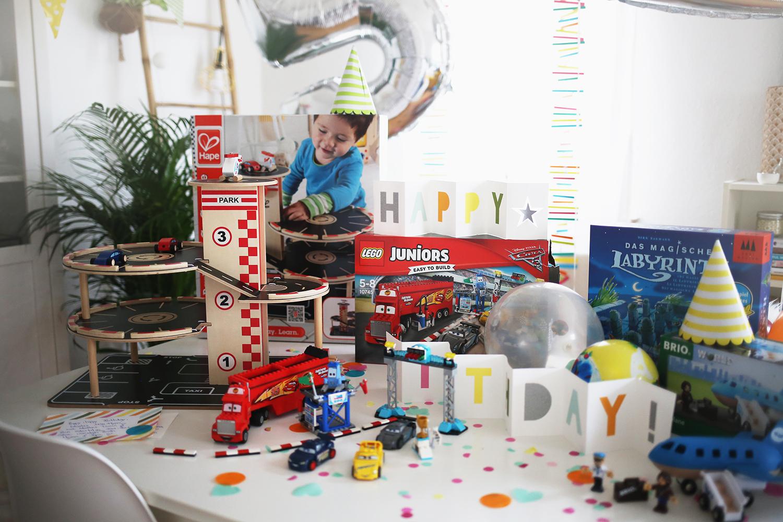2. Und 5. Geburtstag - Geschenkideen Und Rezepte | Wunderhaftig in Geschenk Junge 5 Geburtstag