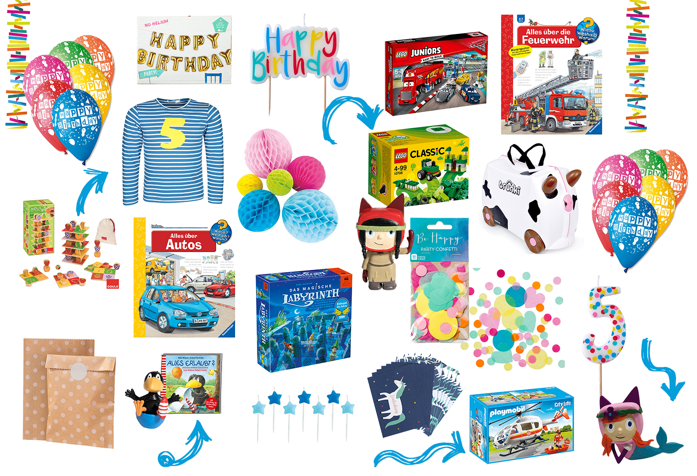 2. Und 5. Geburtstag - Geschenkideen Und Rezepte | Wunderhaftig über Geschenk Junge 5 Geburtstag
