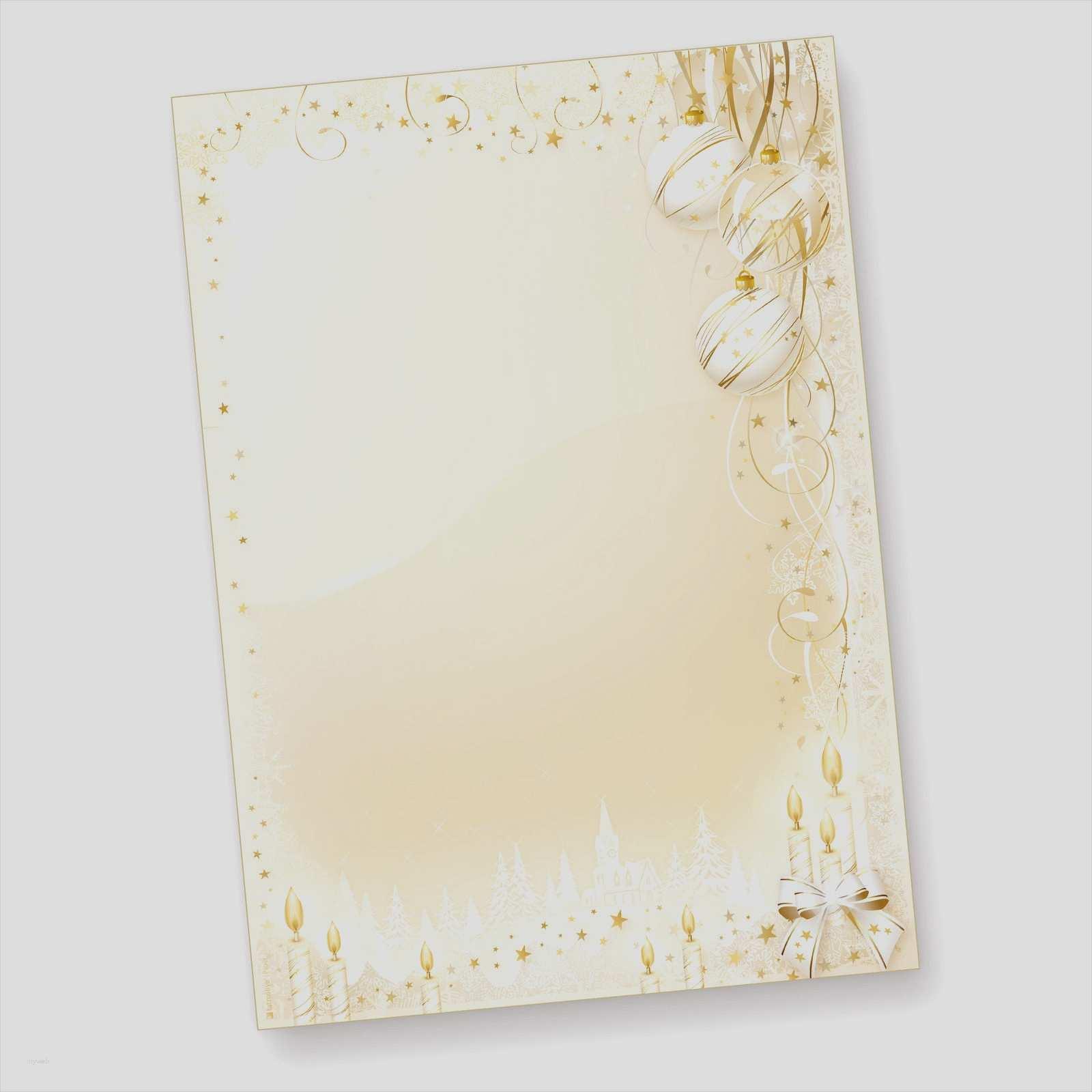 20 Angenehm Briefpapier Vorlage Word Jene Können Adaptieren in Weihnachtsbriefpapier Kostenlos Ausdrucken