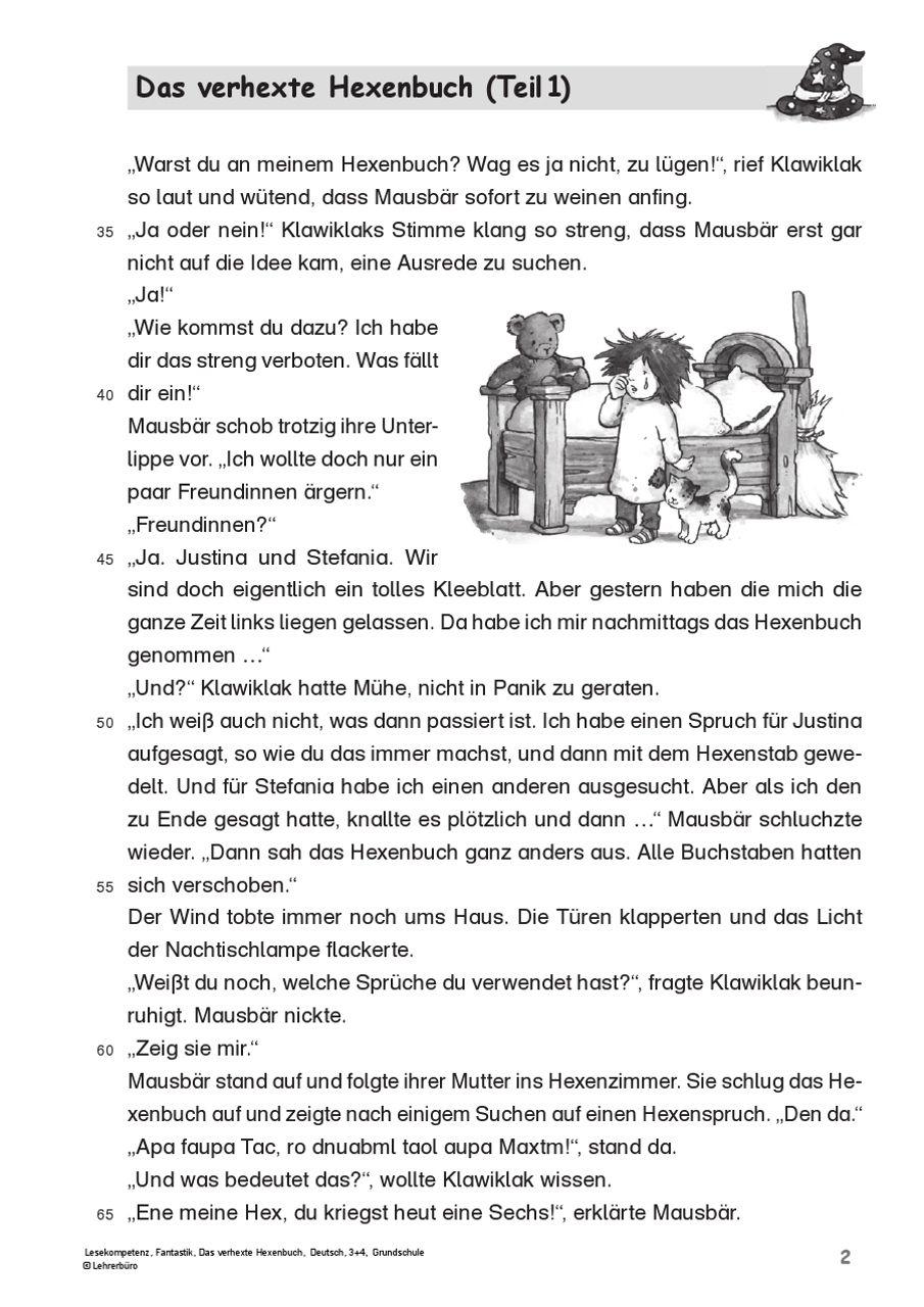 20 Arbeitsblätter Deutsch 1 Klasse Zum Ausdrucken Kostenlos in Lesekompetenz 4 Klasse Arbeitsblätter Kostenlos