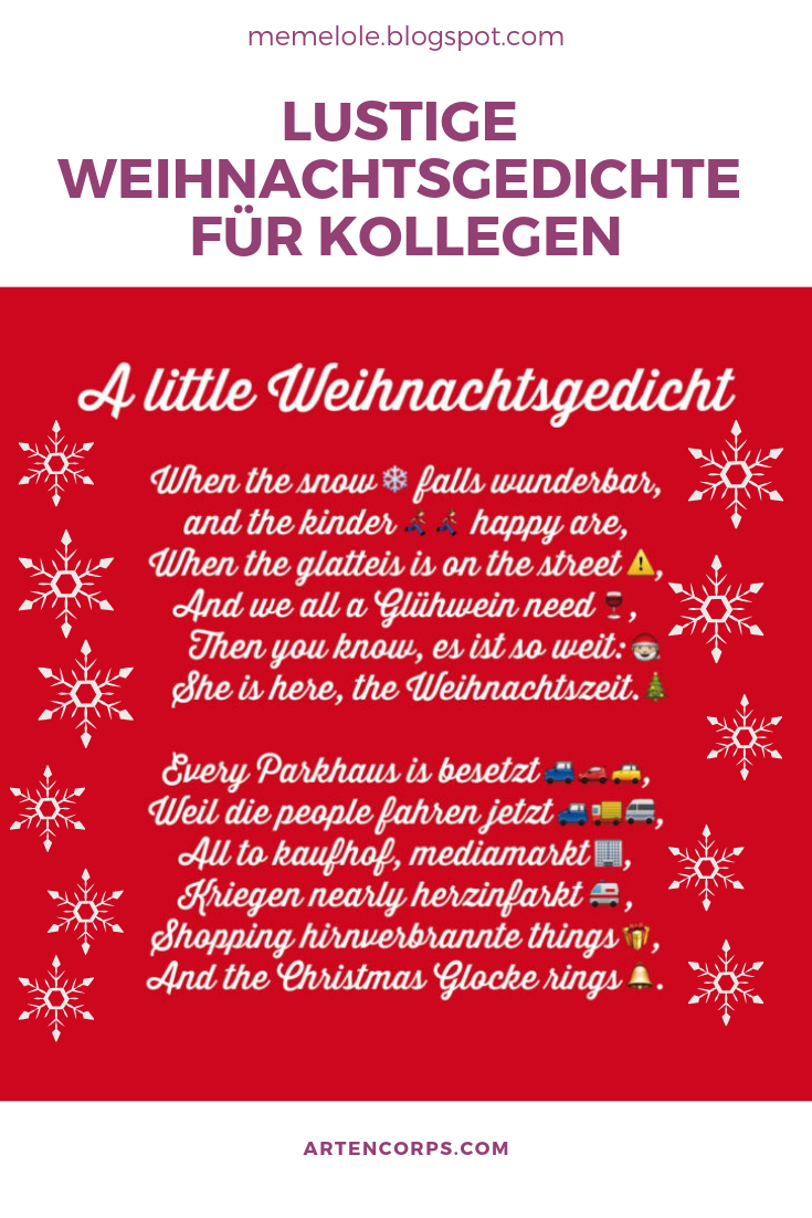 22+ Angenehm Images Of Lustige Weihnachtsgedichte Für bei Kurze Lustige Weihnachtsgedichte Kostenlos