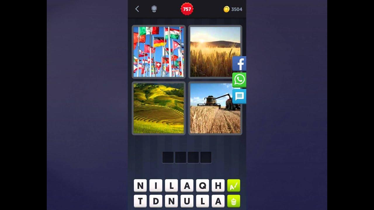 4 Bilder 1 Wort Lösung [Flaggen, Feld, Feld, Feld] innen 4 Bilder 1 Wort Fahnen