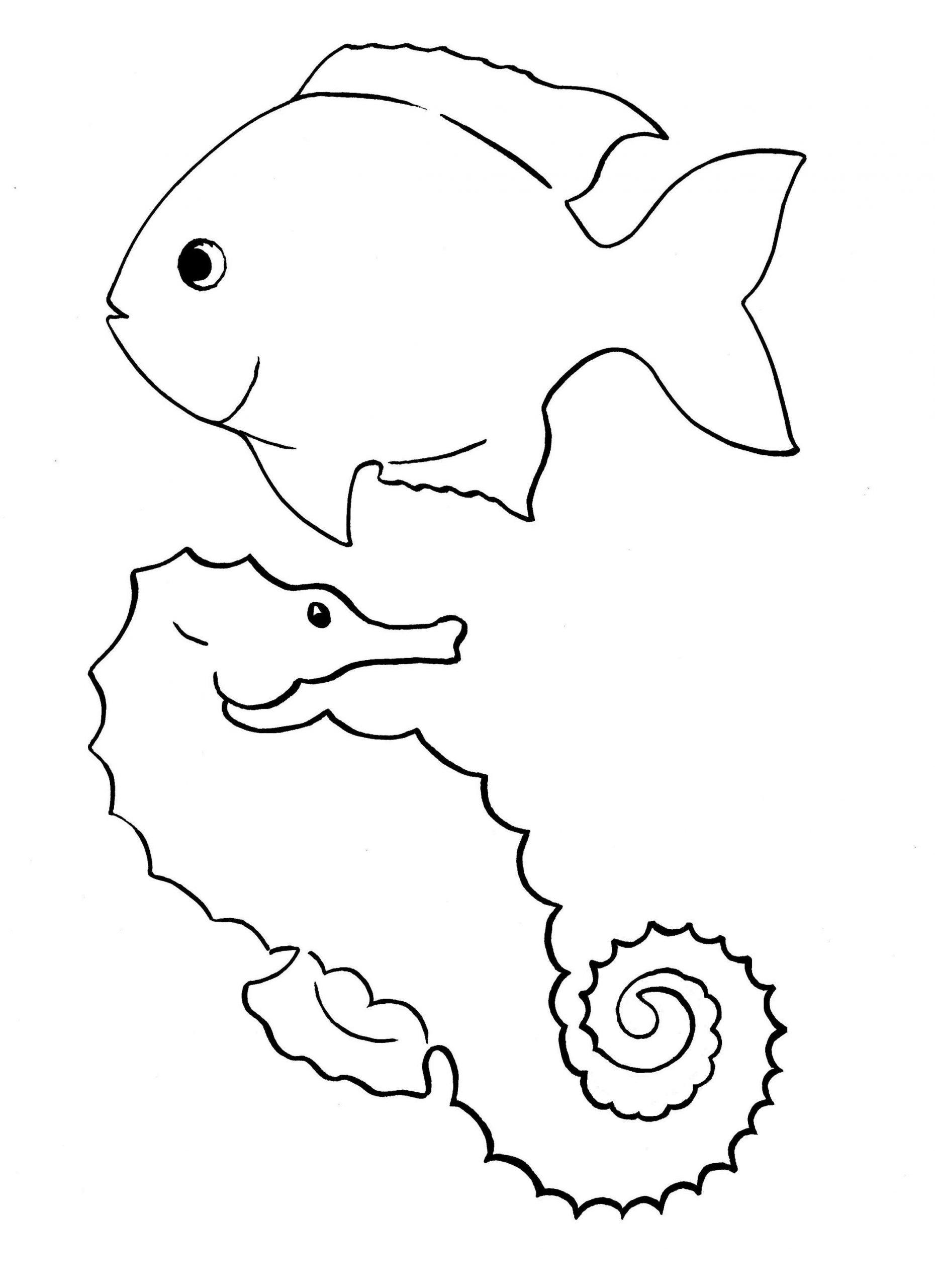 40 Fisch Schablone Zum Ausschneiden - Besten Bilder Von ganzes Schablone Fisch
