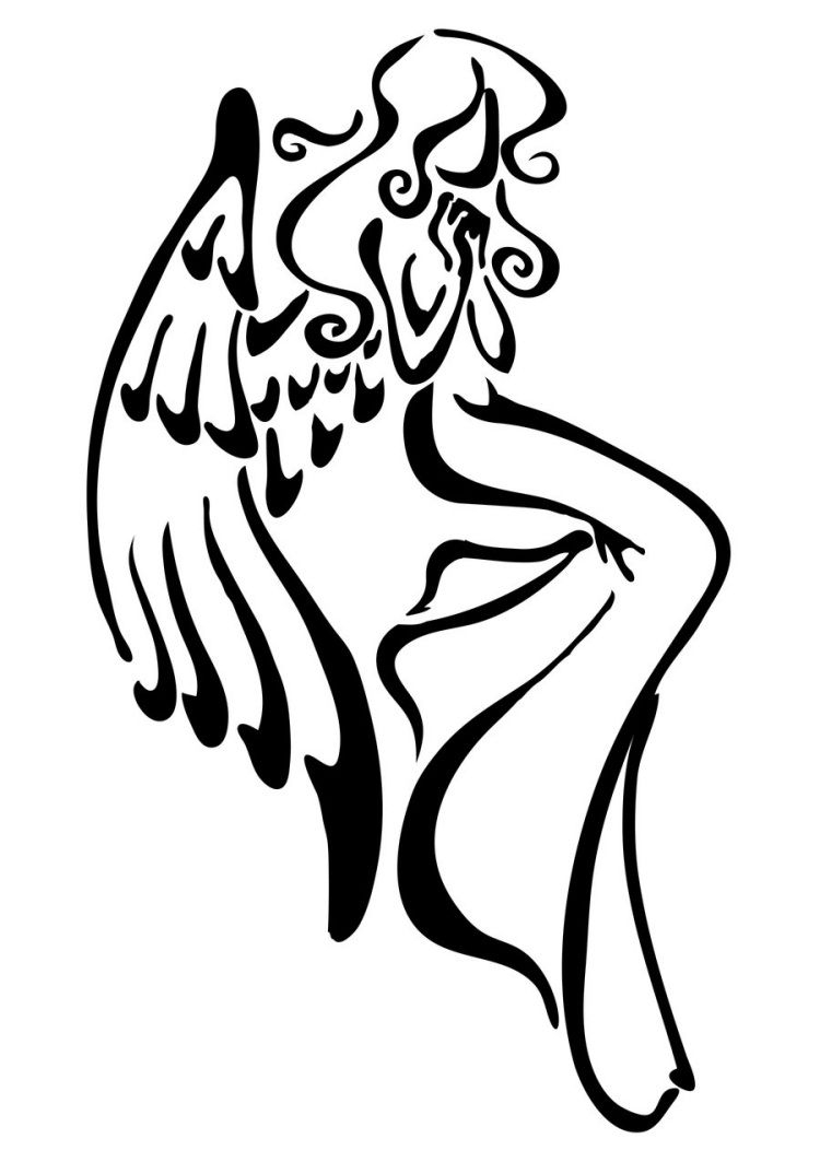 41 Tattoo Vorlagen Und Zeichnungen (Kostenlos Zum Ausdrucken mit Elfen Tattoos Vorlagen Kostenlos