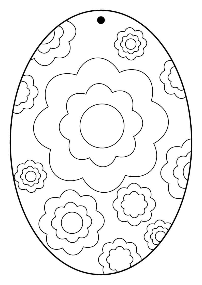 5 Bastelvorlagen Ostereier mit Ostereier Schablonen Zum Ausdrucken