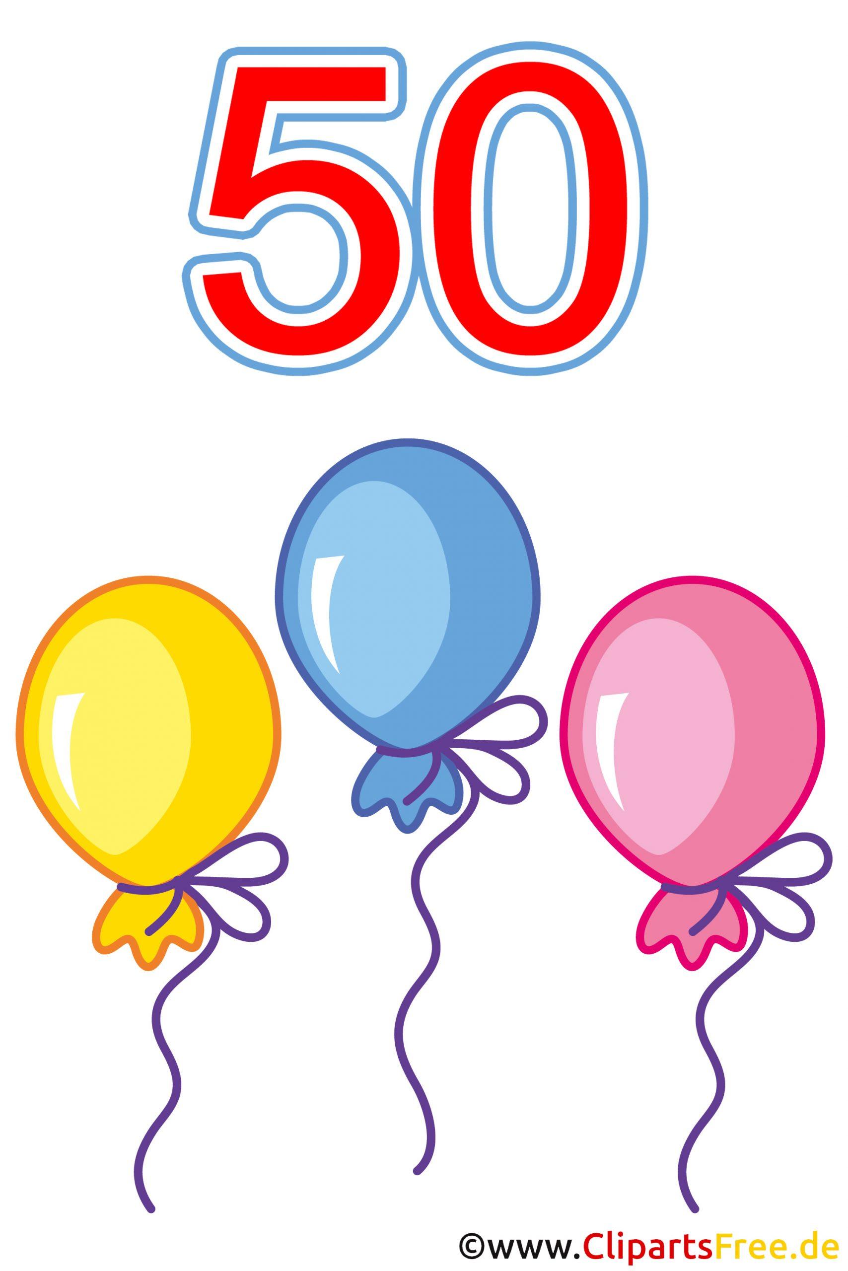 50 Geburtstag Bilder Gratis bestimmt für Geburtstagsbilder Zum Ausdrucken Kostenlos