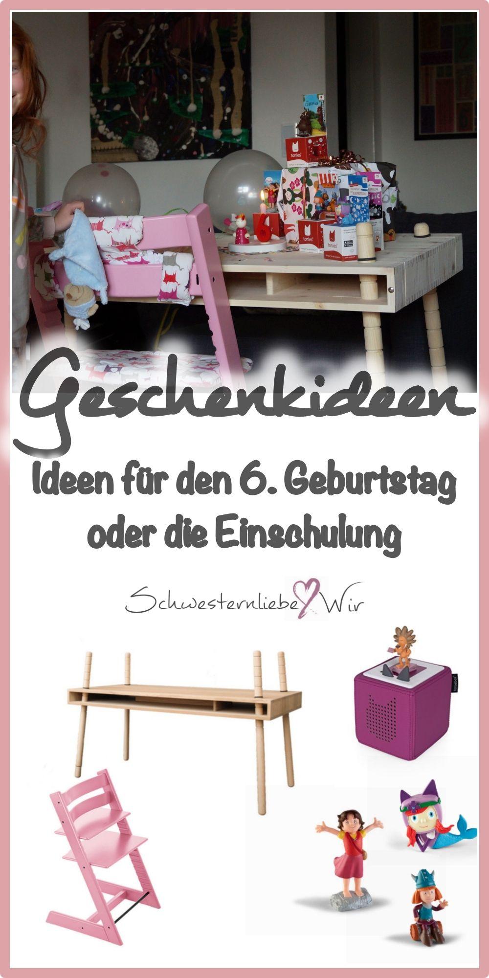 6. Geburtstag // Geschenkideen Für Vorschüler (Mit Bildern bestimmt für Geschenkideen Für 6 Jährige Mädchen