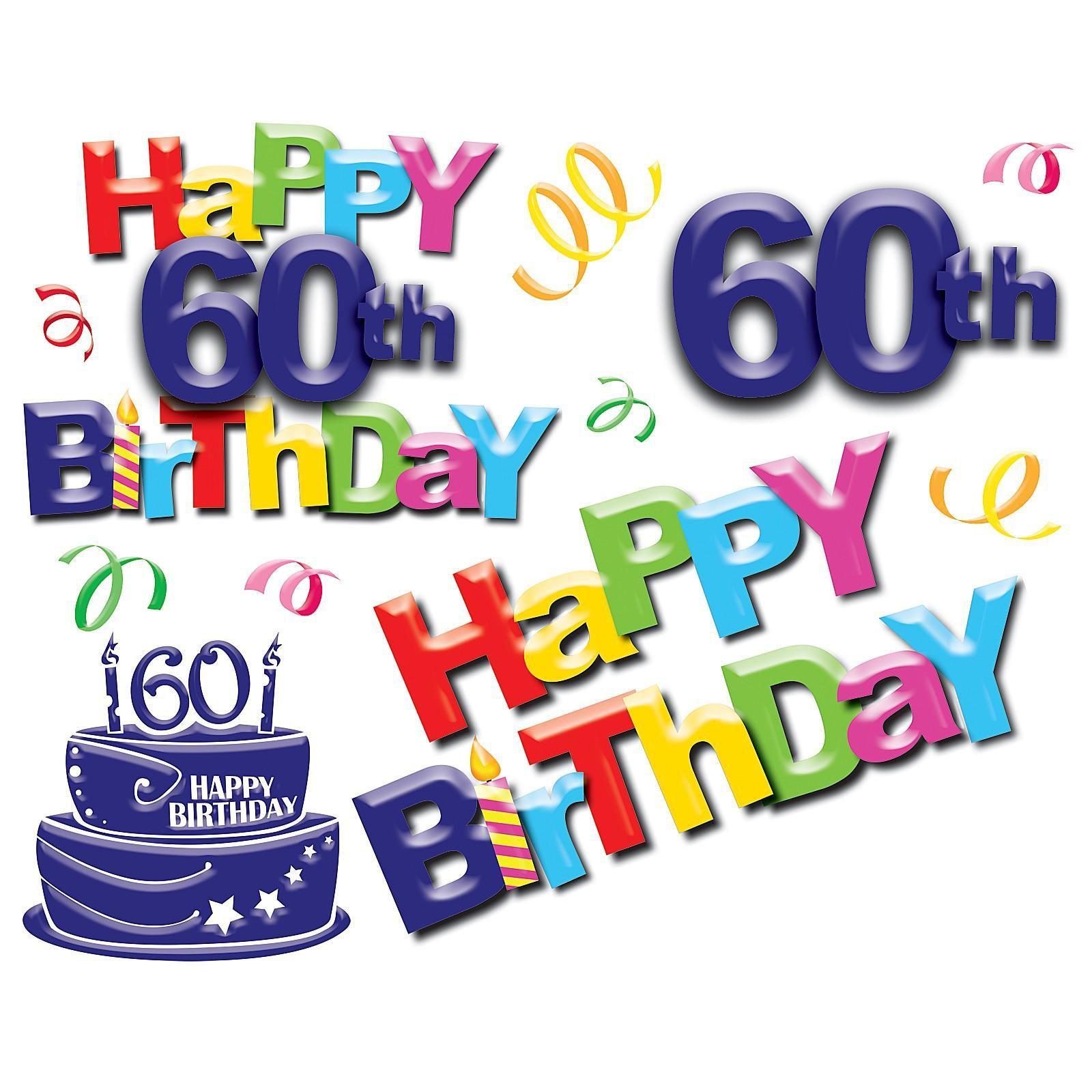 60 Geburtstag Bilder (Mit Bildern) | Bilder 60 Geburtstag innen Geburtstagsbilder Zum Ausdrucken Kostenlos