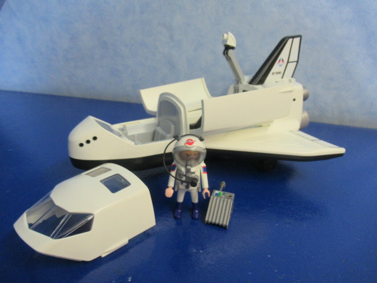 6196 Space Shuttle Figur Astronaut Zu 6195 Rakete Raumfahrt verwandt mit Playmobil Raumfahrt