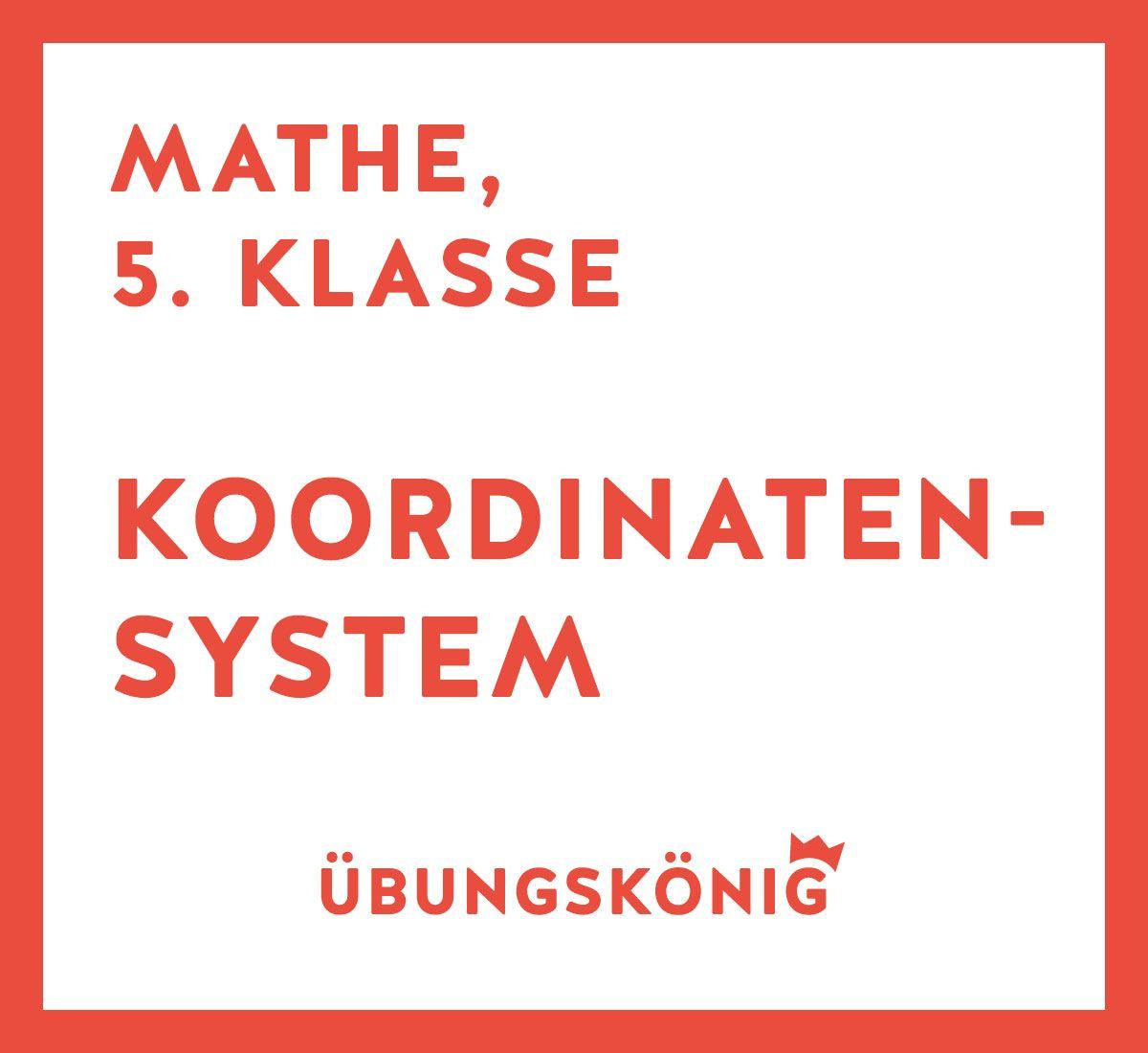 7 Kostenlose Arbeitsblätter Zur Orientierung Im bei Mathe Online Lernen 5 Klasse Gymnasium