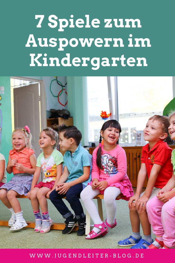 7 Spiele Zum Auspowern Im Kindergarten (Mit Bildern bestimmt für Bewegungsspiele Für Kindergartenkinder