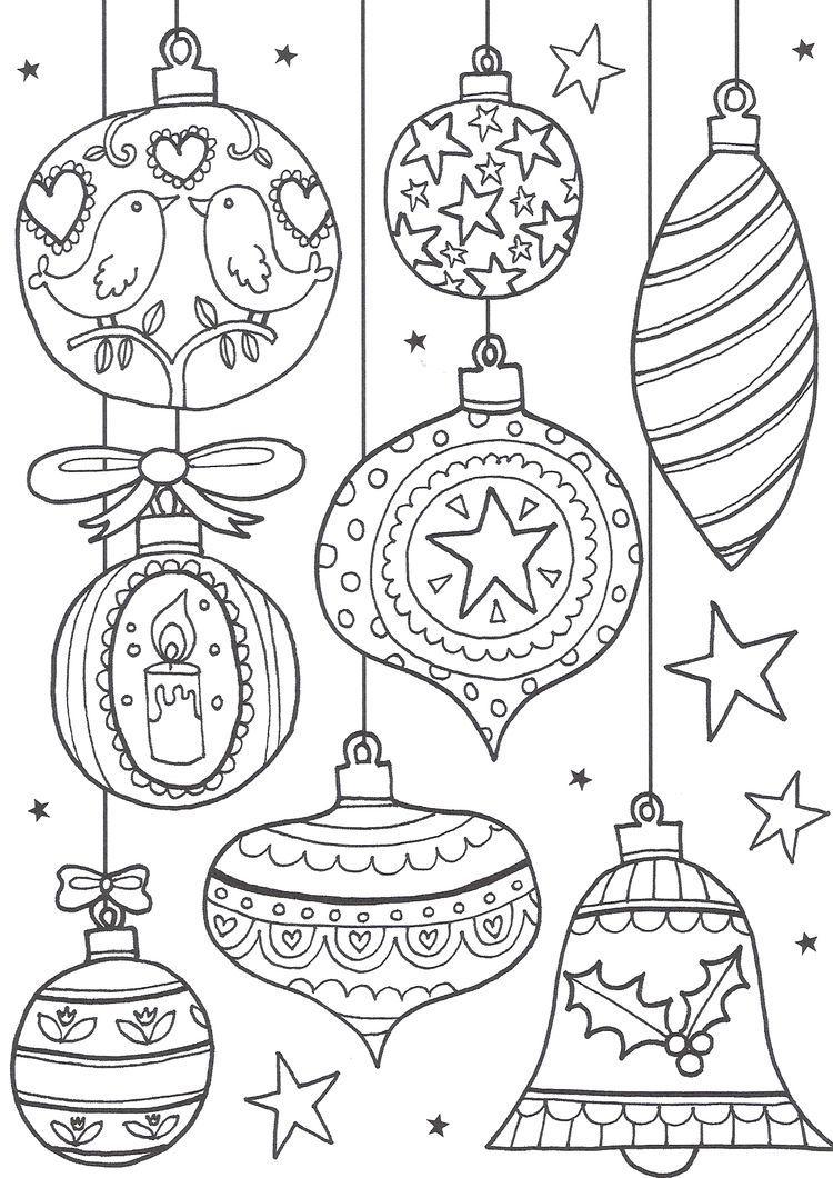 weihnachts ausmalbilder kostenlos  kinderbilderdownload
