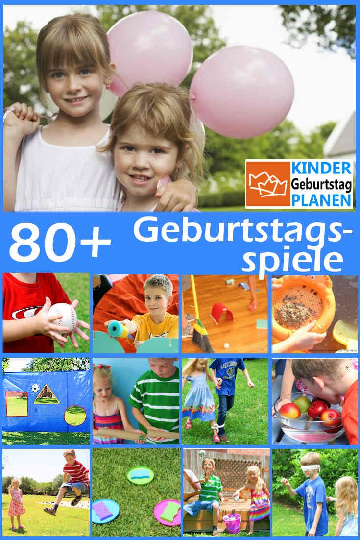 80+ Beliebte Kindergeburtstag Spiele | Kindergeburtstag über Bewegungsspiele Für Kindergartenkinder