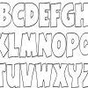 A B C Ausmalbilder A_B_C_Ausmalbilder_06 | Buchstaben für Buchstaben Schablonen Zum Ausdrucken