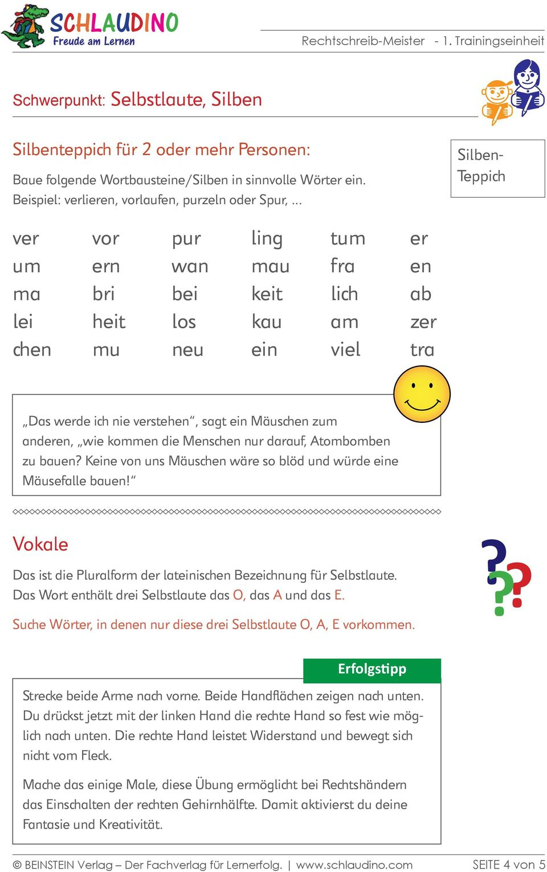 A, E, I, O, U Ä, Ö, Ü, Au, Eu, Äu, Ei, Ie - Pdf Free Download innen Nomen Mit O