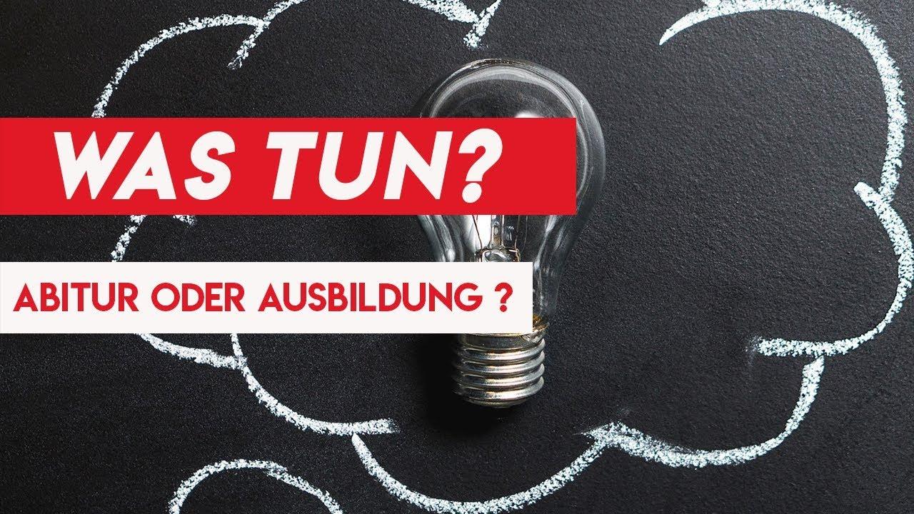 """Abitur Nach Realschule? Oder Ausbildung? [Das """"system Schule"""" Ist  Überflüssig?] über Kann Man Nach Der Realschule Abitur Machen"""