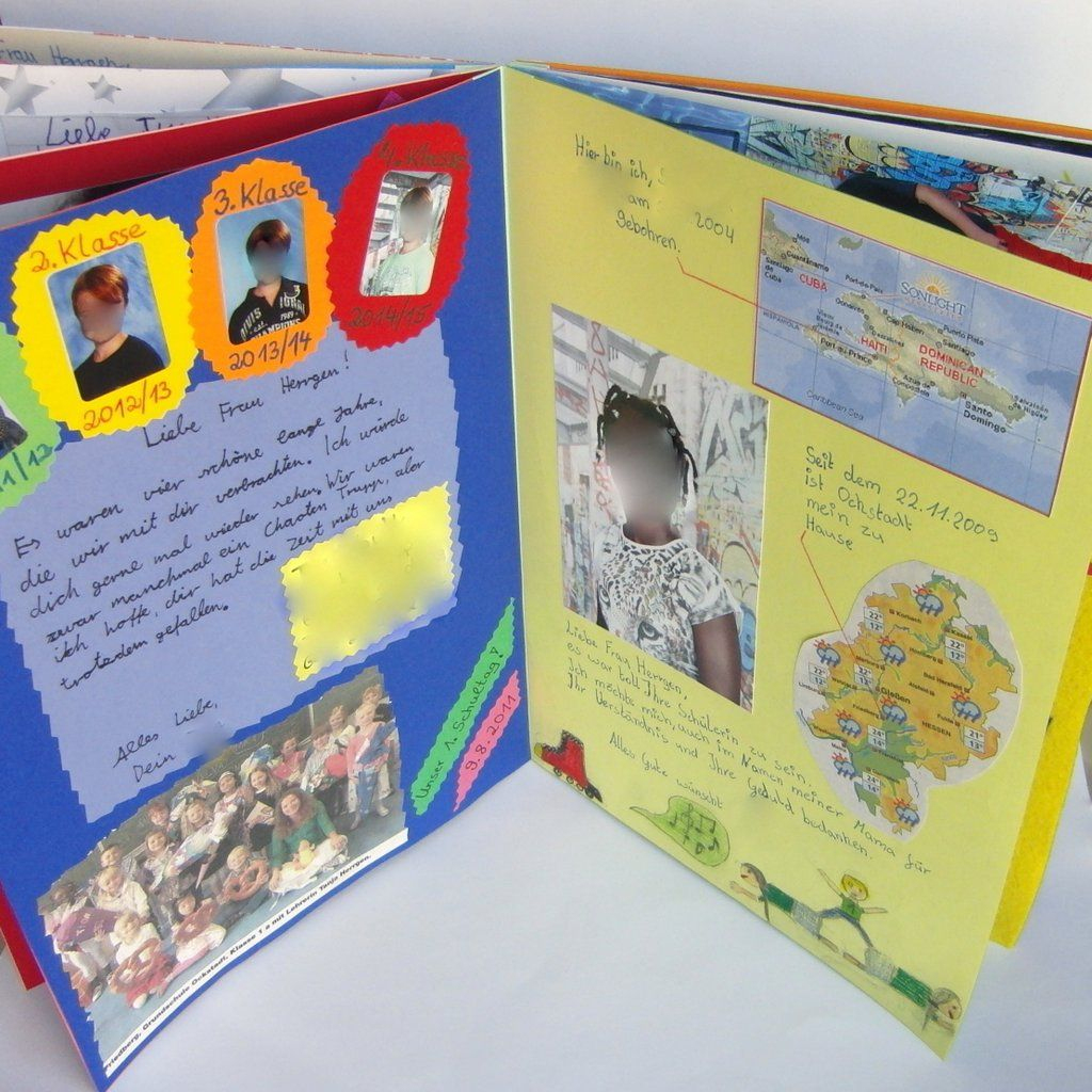 Abschiedsbuch Für Die #klassenlehrerin Meines Ältesten Http über Abschiedsgeschenk Grundschullehrerin