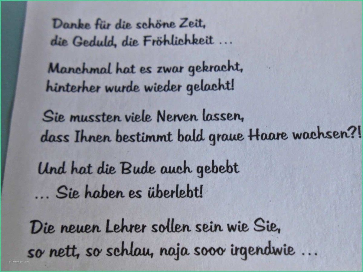 Abschiedssprüche Für Lehrer Lustig – Gute Bilder mit Verabschiedung Lehrerin Grundschule Spruch