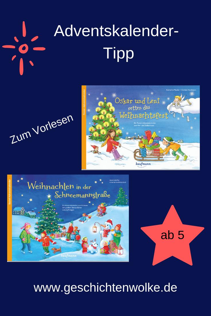 Adventskalender: Buch Mit Poster Und Bastelei für Adventskalender Zum Vorlesen