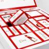 Adventskalender Drucken | Selbstbefüllen Mit Produkten - Ab bestimmt für Adventskalender Drucken