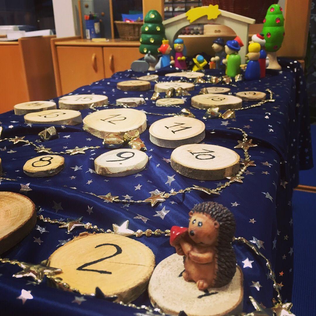 Adventweg Kindergarten, Krippe | Weihnachten mit Adventszeit Im Kindergarten Gestalten