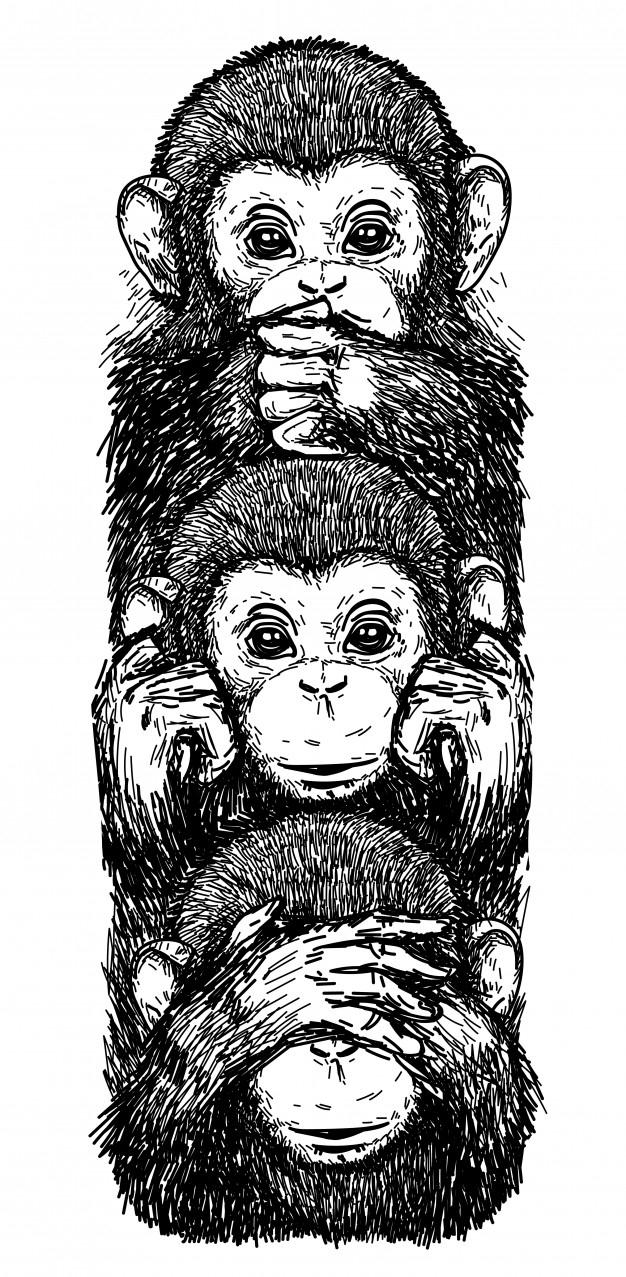 Affe Kostenlose Vektoren, Fotos Und Psd-Dateien bei Affe De Kostenlos
