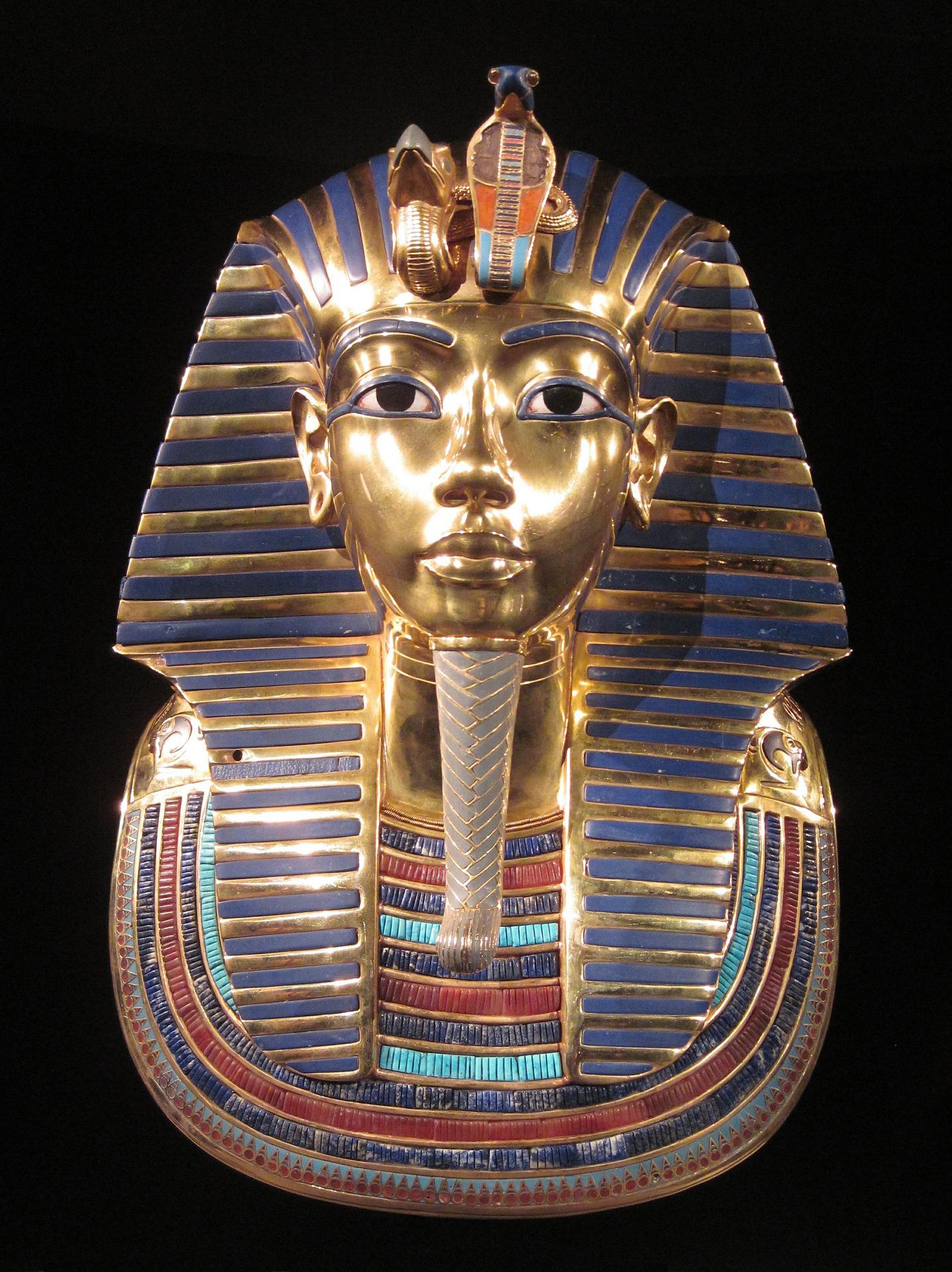 Ägypten Erwägt Überführung Nach Kairo (Mittwoch, 23. Oktober bei Pharao Totenmaske