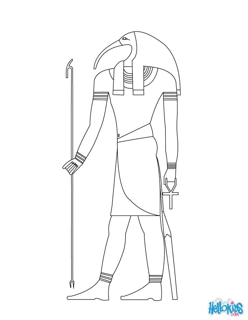 Ägypten Zum Ausmalen - Ausmalbilder - Ausmalbilder innen Ausmalbilder Ägypten