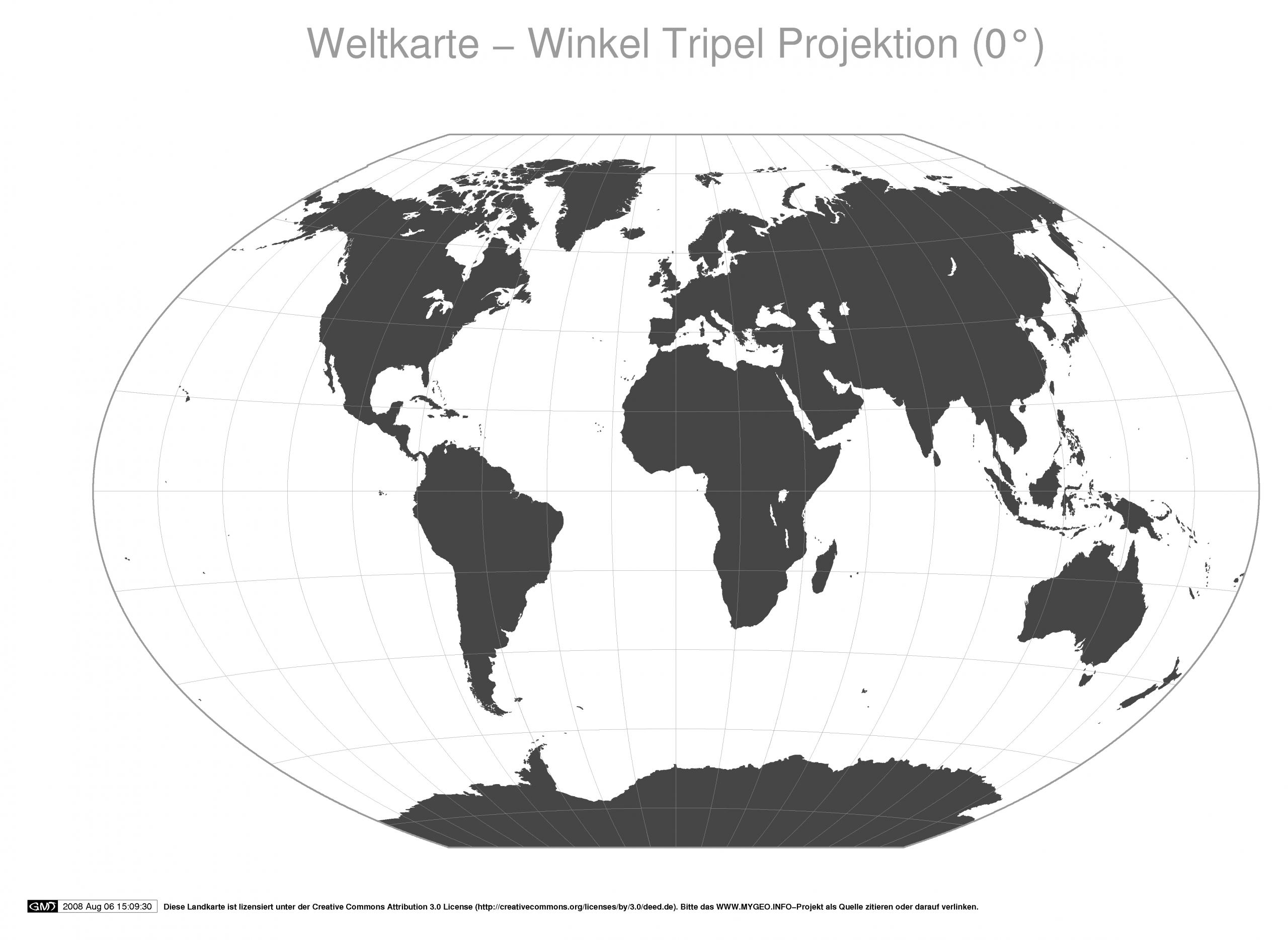Aktuelle Weltkarten Als Hochaufgeloeste Bilddateien bei Weltkarte Din A3