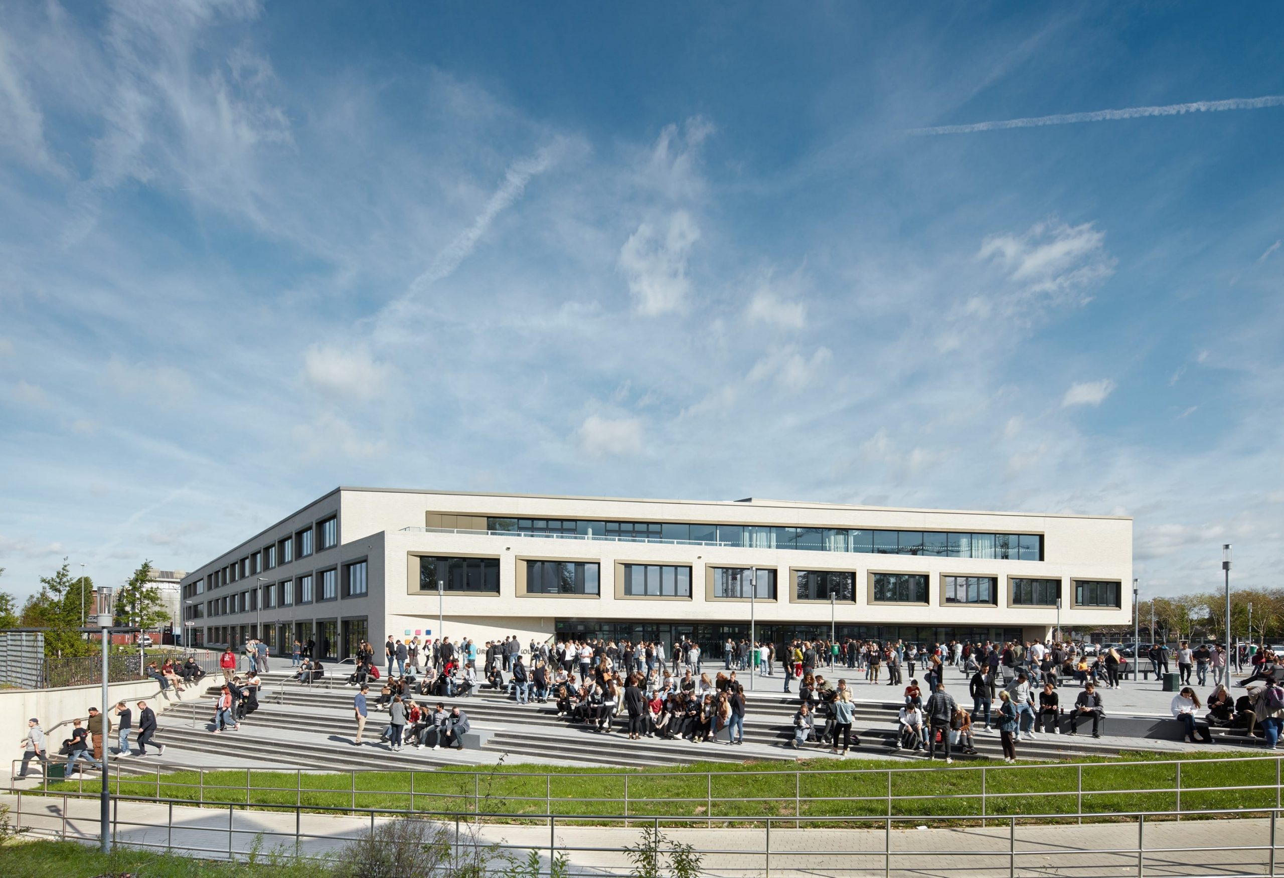 Albrecht-Dürer-Berufskolleg - Düsseldorf | Rkw Architektur + in Albrecht Dürer Schule Düsseldorf