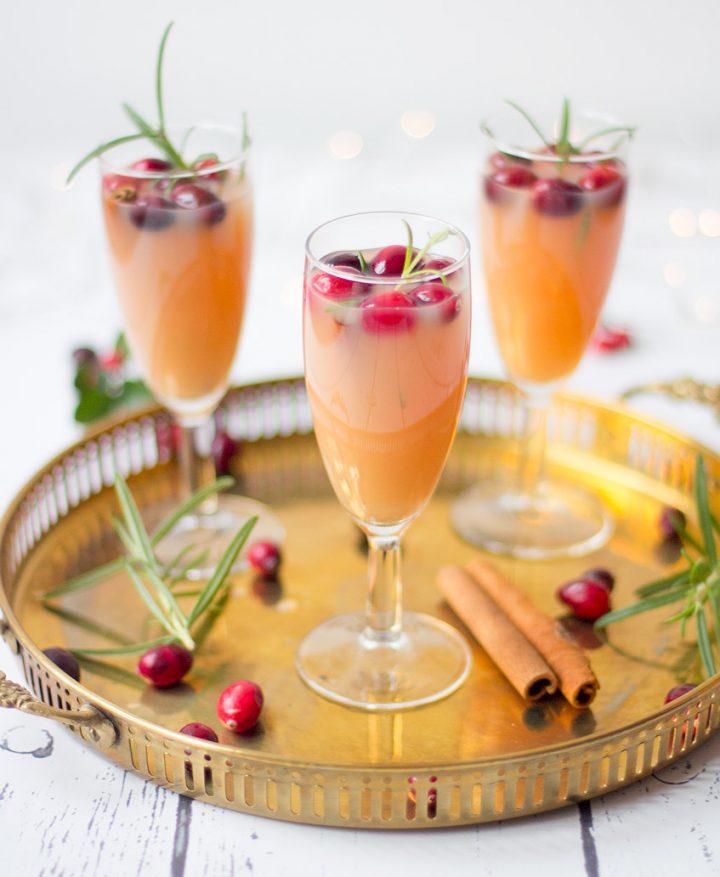 Alkoholfreier Apfelpunsch in Weihnachtlicher Apfelpunsch Ohne Alkohol