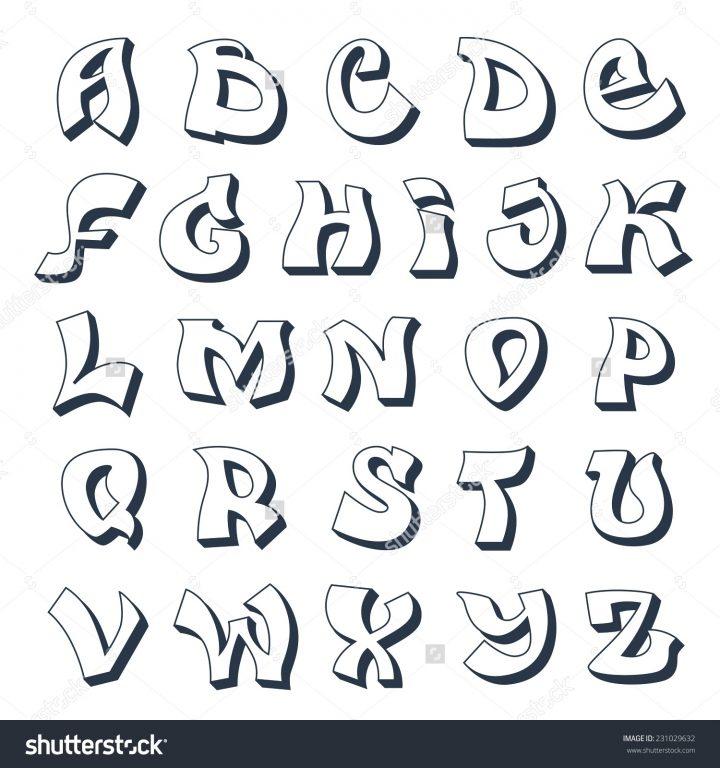 alphabet buchstaben ausdrucke  malvorlagen für kinder mit