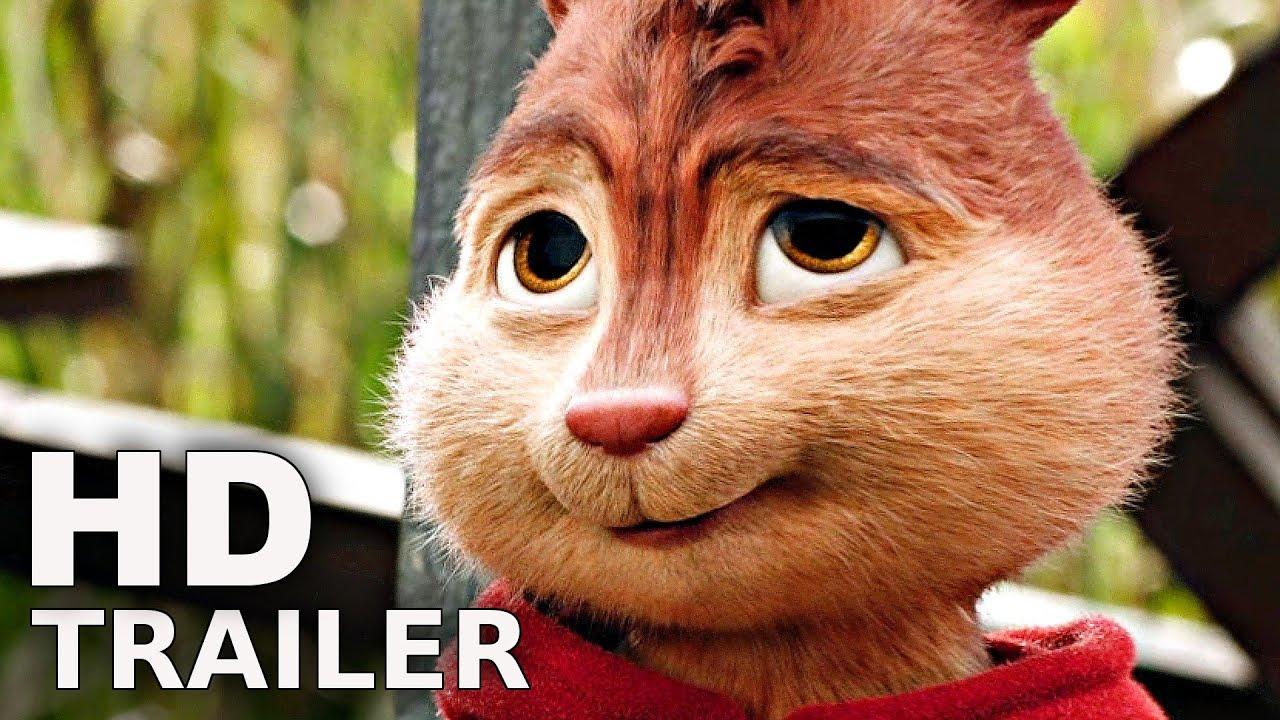 Alvin Und Die Chipmunks 4: Road Chip - Trailer Deutsch German (2016) bestimmt für Alvin Und Die Chipmunks 4 Trailer