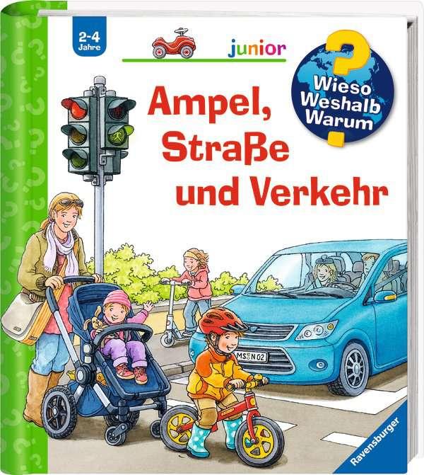 Ampel, Straße Und Verkehr bei Wieso Weshalb Warum Ab 2 Jahren
