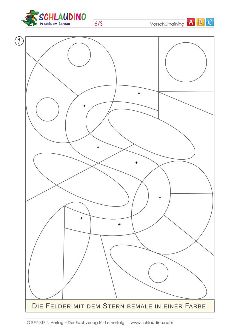 Arbeitsblätter Für Die Vorschule - Vorschulblätter Zum für Arbeitsblätter Vorschule Kostenlos Ausdrucken