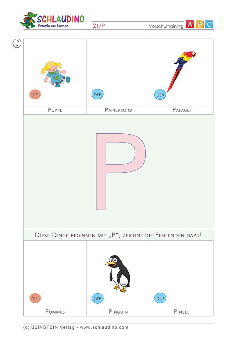 Arbeitsblätter Für Die Vorschule - Vorschulblätter Zum verwandt mit Vorschulblätter Kindergarten