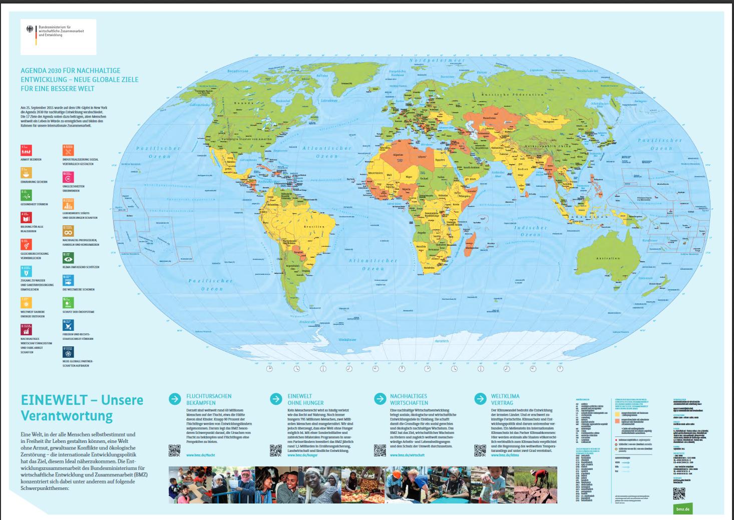 Array innen Weltkarten Kostenlos Download