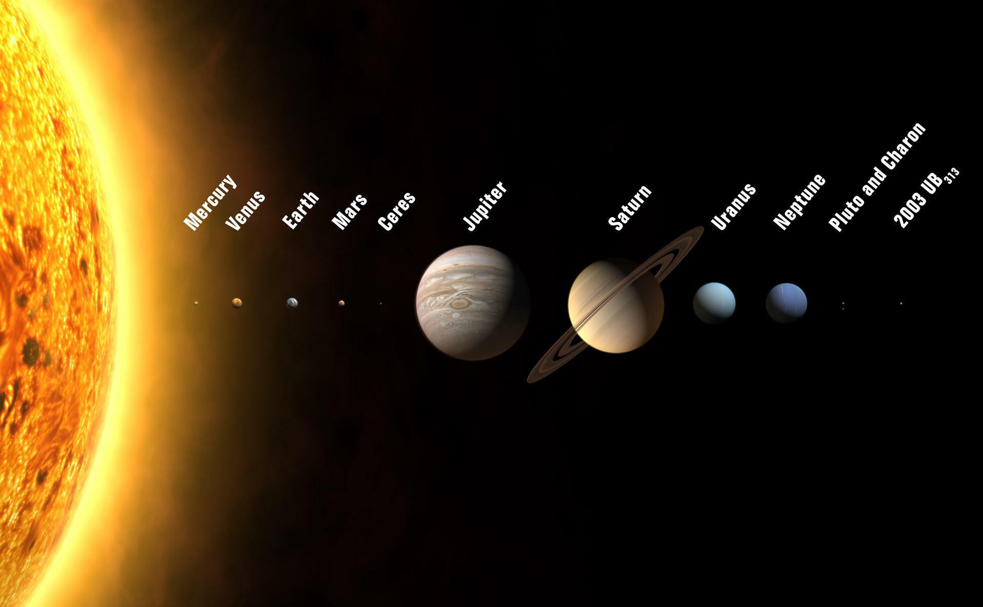 Astronomie: Die Liste Der Zwergplaneten Wächst innen Wie Viele Planeten Gibt Es In Unserem Sonnensystem