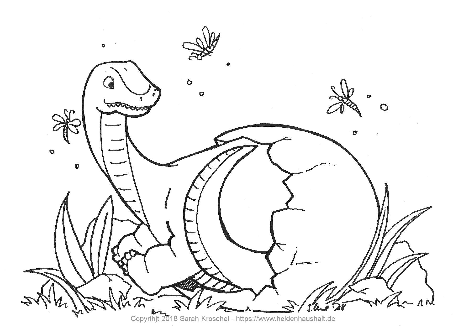 Auf Den Spuren Der Dinosaurier! Lust Auf Ein Ausmalbild verwandt mit Dino Ausmalbild