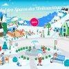 Auf Den Spuren Des Weihnachtsmanns: Google Santa Tracker verwandt mit Auf Den Spuren Des Weihnachtsmanns